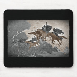 Ride of the Valkyries Mouse Pad
