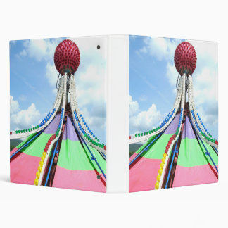 Ride Of Your Life 3 Ring Binder
