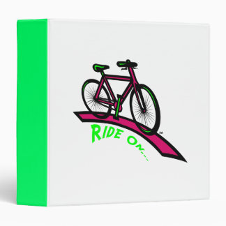 Ride On Binder