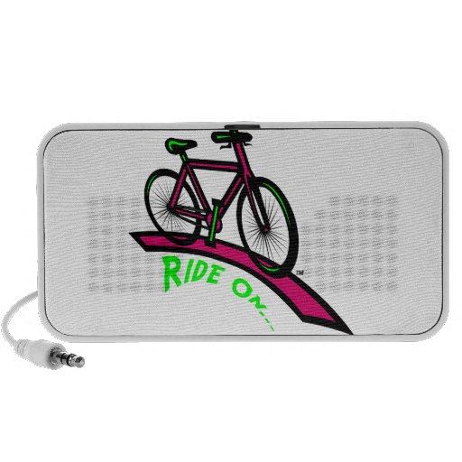 Ride On Doodle Speaker