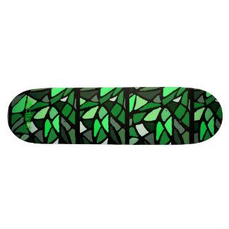 Ride On Greed Skateboard Deck