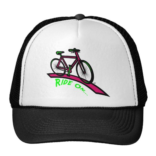 Ride On Hat