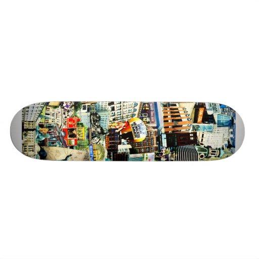 Ride on Milwaukee Skateboard