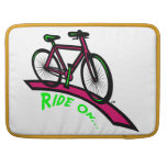 Ride On Sleeve For MacBook Pro