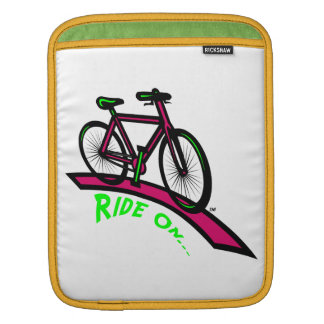 Ride On Sleeves For iPads