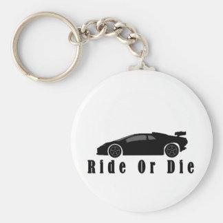 ride or die hj.png keychain