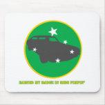 Ride Pimpin Merit Badge Mouse Pads