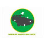 Ride Pimpin Merit Badge Postcards