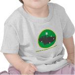 Ride Pimpin Merit Badge T-shirts