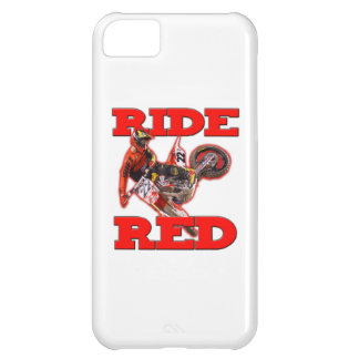 Ride ReD 13 Cover For iPhone 5C
