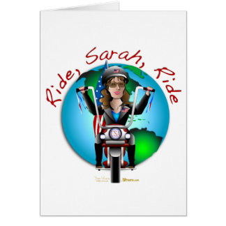 Ride Sarah Ride Cards