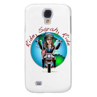 Ride Sarah Ride Galaxy S4 Case