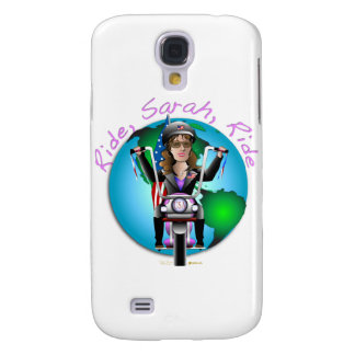 Ride, Sarah, Ride Galaxy S4 Covers
