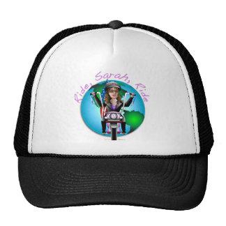 Ride, Sarah, Ride Mesh Hats
