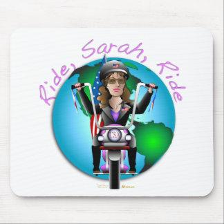 Ride, Sarah, Ride Mousepad