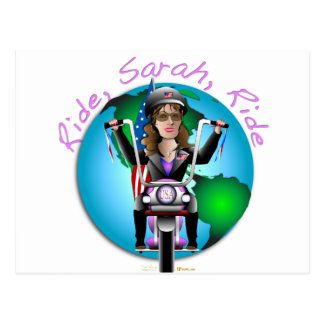 Ride, Sarah, Ride Post Cards