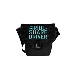 Ride Share Driver Rideshare Driving Courier Bag