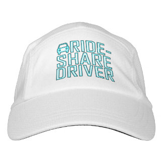 Ride Share Driving Driver Rideshare Headsweats Hat
