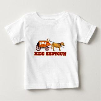 Ride Shotgun Baby T-Shirt