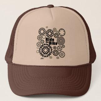 Ride the Bike Trucker Hat
