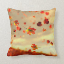 Ride the October Breeze Pillow