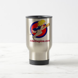 Ride The Pine Travel Cup
