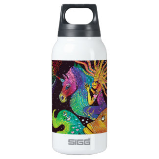 Ride The Rainbow Thermos Bottle