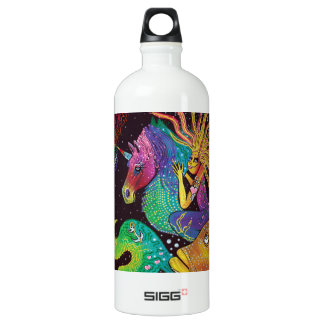 Ride The Rainbow Water Bottle