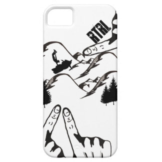 Ride The Ridge Line Performance iPhone 5 Cover