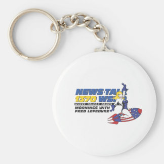 Ride the Rocket Keychains