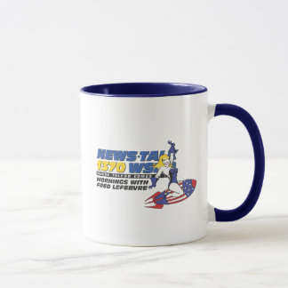 Ride the Rocket Mug