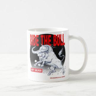Ride the SIlver Bull MUG