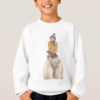 Ride the Snowman Sweatshirt