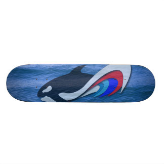 Ride The Tide SkateBoard