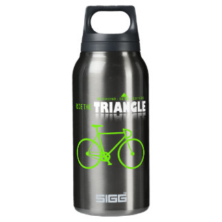 Ride the Triangle bottle