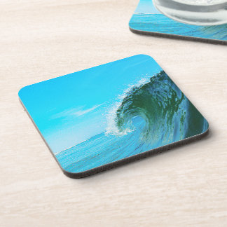 Ride the Wave Drink Coasters