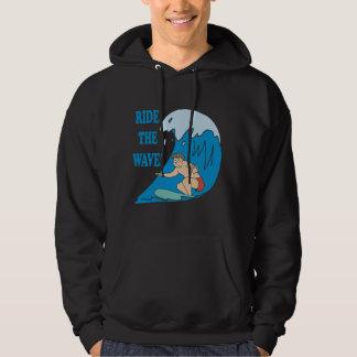 Ride The Wave Hooded Sweatshirt