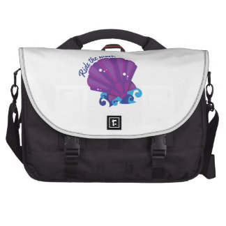 Ride The Wave Laptop Bag