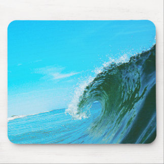 Ride the Wave Mousepad