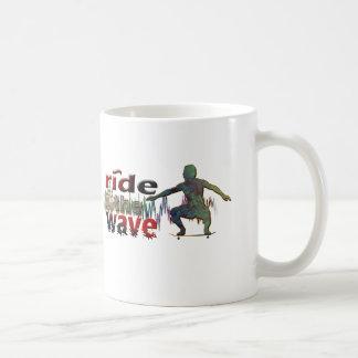 Ride the Wave Mugs