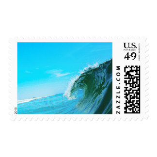 Ride the Wave Postage