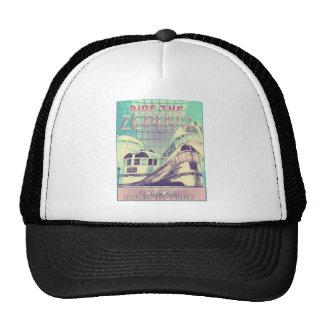 Ride The Zephyr Vintage Nostalgia 1949 Hat