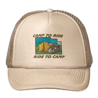 Ride to Camp Trucker Hat