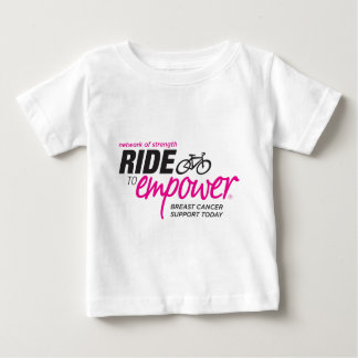 Ride to Empower Baby T-Shirt
