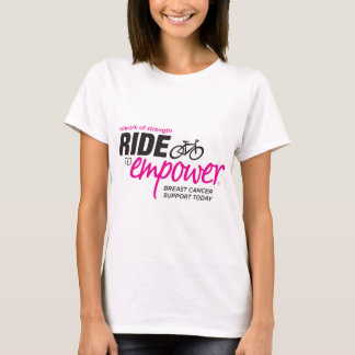 Ride to Empower T-Shirt