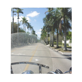 Ride to Sanibel Notepad