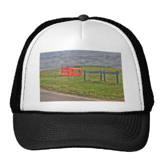 Ride to Suicide Mesh Hat
