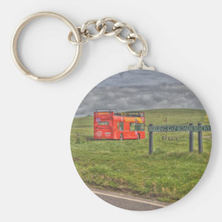 Ride to Suicide Keychain