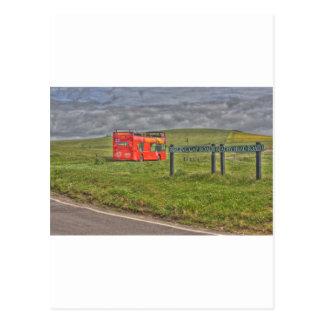 Ride to Suicide Postcards
