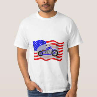 Ride USA Tee Shirt